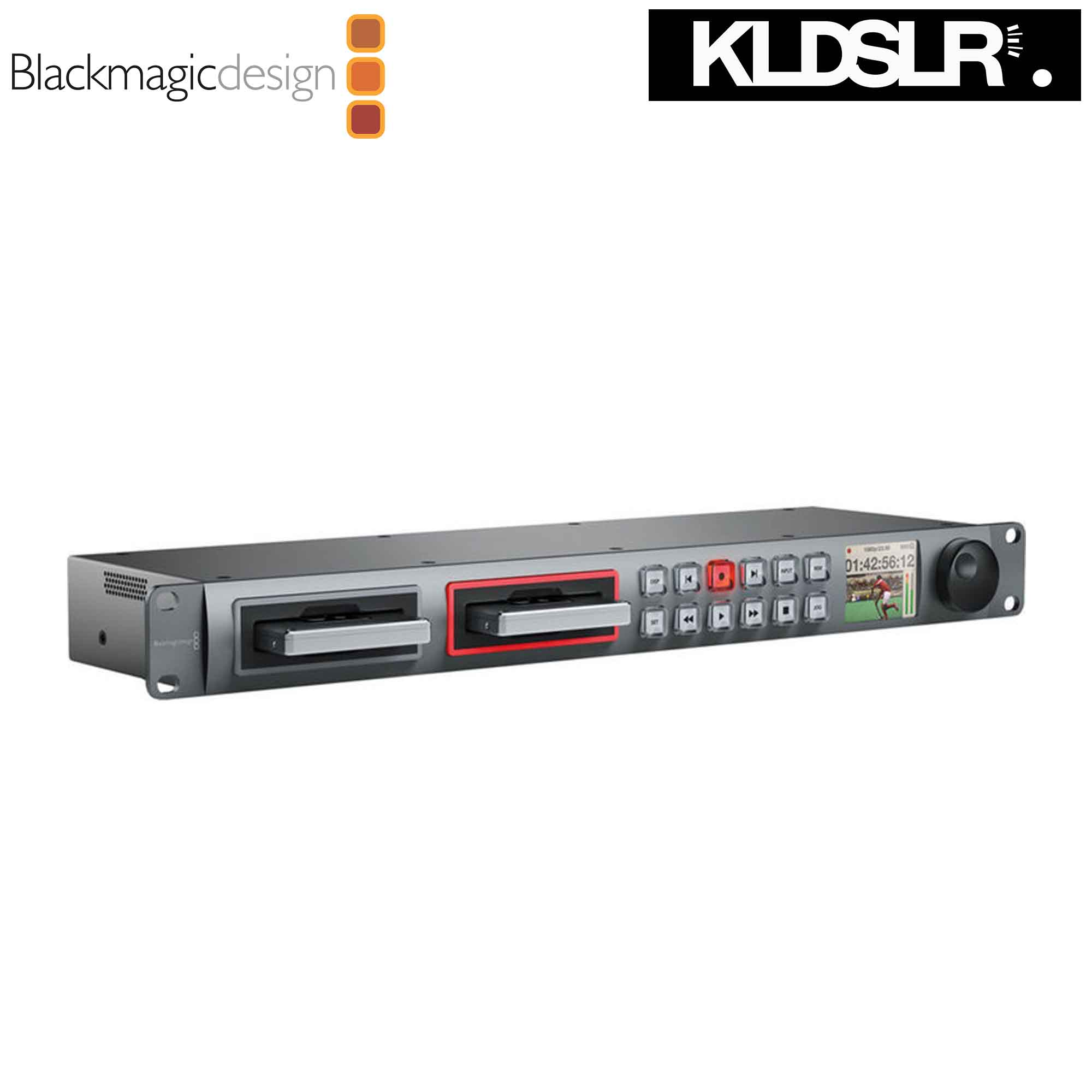 Blackmagic Design HyperDeck Studio 2 (Blackmagic Malaysia)